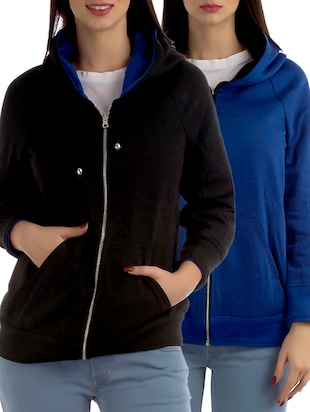 SweatShirts for Women - Buy Sweatshirts, Hoodies Online in India