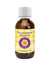 Pure Juniper Berry Essential Oil (15ml)-Juniperus Communis - By