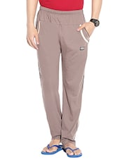 brown hosery track pant -  online shopping for Track Pants