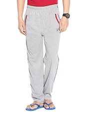 grey hosery track pant -  online shopping for Track Pants