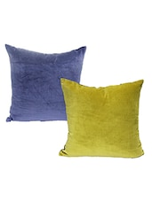 Reversible Cushion Cover (Set of 2) -  online shopping for Cushion Covers