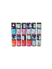 Walkfree Nailpaint Set of 12 -  online shopping for polish
