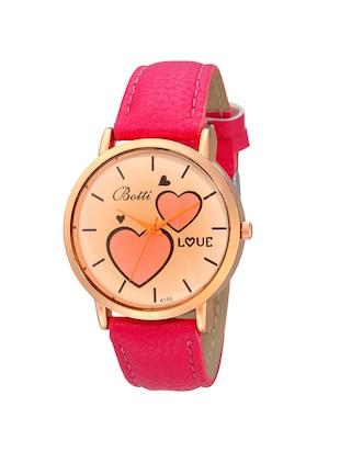 Botti Beige Dial Analog Watch for Women -BOT-0025 -  online shopping for Wrist watches