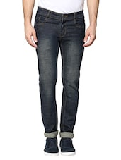 grey denim washed jeans -  online shopping for Jeans
