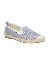 blue canvas espadrilles casual shoes -  online shopping for Casual Shoes