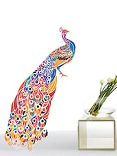 Peacock - Vinyl Wall Stickers_M -  online shopping for Wall Decals & Stickers