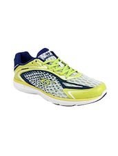 yellow leatherette(pu sport shoes -  online shopping for Sport Shoes