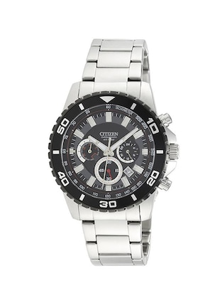 Citizen Black Dial Men's Chronograph Watch - AN8030-58E -  online shopping for Chronograph Watches