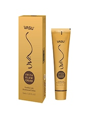 Vasu Uva Insta Glow Cream For For Radiant & Beautiful Skin , 50ml - By