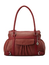 red leather handbag -  online shopping for handbags