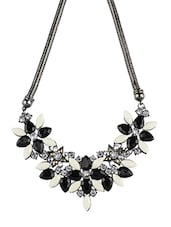 Black Metal Other Necklace - By