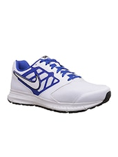 white mesh lace up sport shoes -  online shopping for Sport Shoes