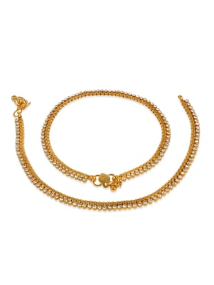 multi metal anklets and payal -  online shopping for anklets and payals