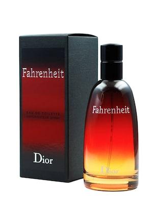 Dior fahrenheit Eau de Toilette  -  80 ml -  online shopping for Perfumes