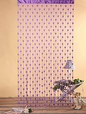 PURPLE HEART CURTAIN -  online shopping for Curtains