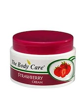 The Body Care Strawberry Cream An Excellent Skin Cleanser (100 g) -  online shopping for cleanser
