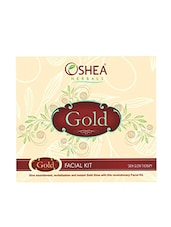 """""""Oshea Herbals Gold, Skin Glow Therapy 209 G (Set Of 5)"""" - By"""