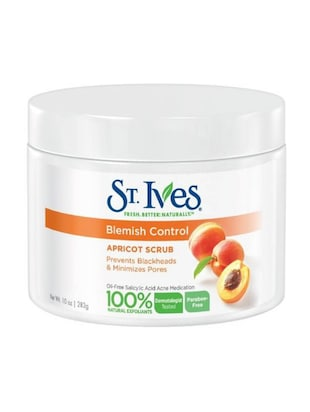 St. Ives apricot scrub naturally clear Scrub (283 g) -  online shopping for scrub