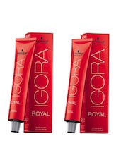 Schwarzkopf Igora Royal Cream (60ml) Dark Blonde Natural Extra 6-00 Hair Color (Dark Blonde Natural Extra) - By