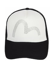 ILU Mesh Baseball Cotton Caps Black Boys Men Women Girls Cap - By