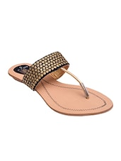 black t-strap sandal -  online shopping for sandals