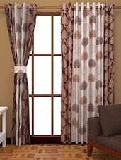 Zircone Eyelet Beautifull Polyester curtains -  online shopping for Curtains