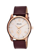 BROWN MULTI FUNCTIONAL WATCH FOR MEN'S -  online shopping for Analog Watches