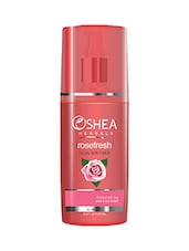 Oshea Herbals ROSEFRESH - Rose Petal And Tulsi Facial Skin Toner 120 ML (All Skin Types) (120 Ml) - By
