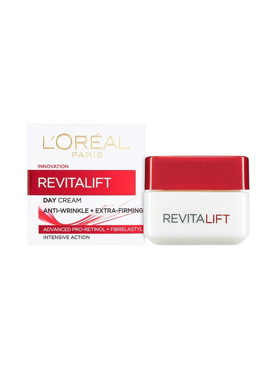 L'Oreal Paris Revitalift Anti-Wrinkle + Firming Day Cream (50 Ml) - By