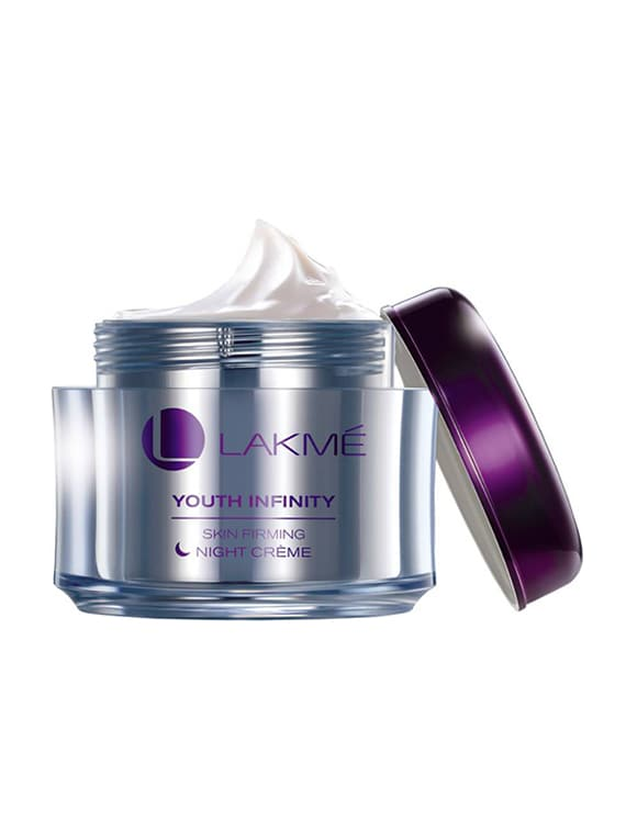 Lakme Youth Infinity Skin Firming Night Creme (50 G) - By