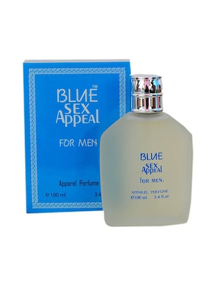 St. Louis Blue Sex Appeal Eau de Parfum  -  100 ml (For Men) -  online shopping for Perfumes