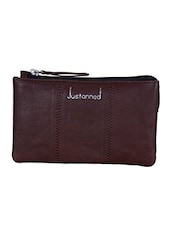 brown  leather purse -  online shopping for Purses