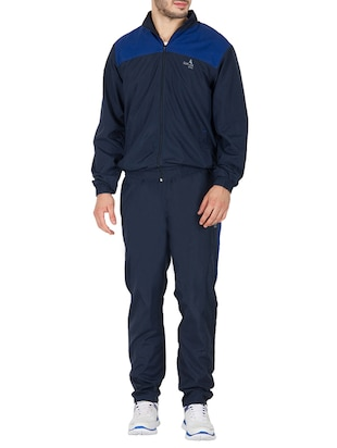 navy blue cotton track suit -  online shopping for Track Suits