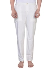 white cotton pyjamas -  online shopping for Pyjamas