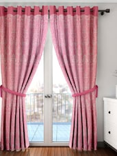 Cortina New Premium Set Of 2 Door Curtain - By