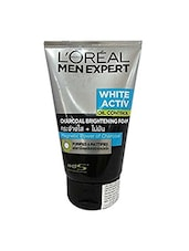 L'Oreal Paris Men Expert White Activ Anti-spots + Oil Control Charcoal Foam (100 Ml) - By