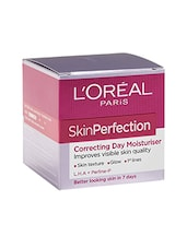L'Oreal Paris Skin Perfection Correcting Day Moisturizer Imported (50 Ml) - By