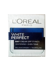 L'Oreal Paris White Perfect Day Cream SPF17 PA+++ Whitening +Even Tone( Made In Indonesia) (50 Ml) - By