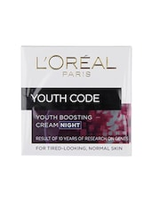 L'Oreal Paris Youth Code Night Recovery Cream (50 Ml) - By