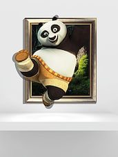 3D Poster (kung Fu Panda,Wall Covering Area 23 X 30 Inch) - By