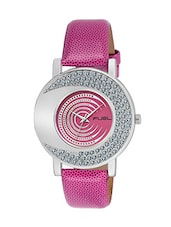 FUEL PRETTY Series Pink Color Women Watch (FF-PTY-1212) -  online shopping for Analog Watches