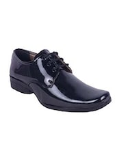 black patent leather derbies -  online shopping for Derbies