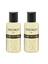 Trichup Healthy Long & Strong Hair Oil (100ml) Pack Of 3 - By