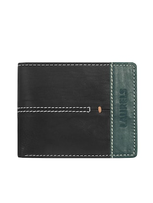 green leather wallet -  online shopping for Wallets