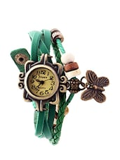 FAP Analog Green Colour Womens Watch -  online shopping for Wrist watches
