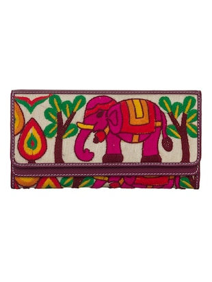 multi colored leather wallet -  online shopping for wallets