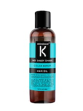 Kronokare - No Shady Shade - Color Repair Hair Oil - 100 Ml - By