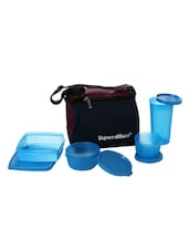 Signoraware Best Lunch Box with Bag  4 Containers Lunch Box 900 ml