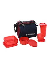 Signoraware 562 Best Lunch Innovative 4 Containers Lunch Box 1050 ml