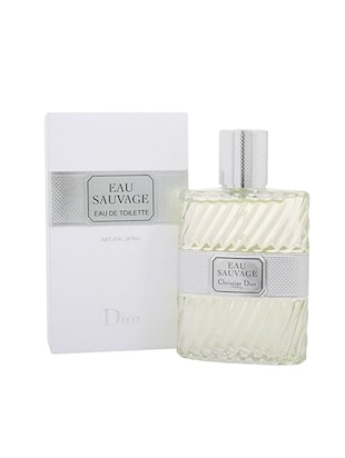 Christian Dior Eau Sauvage EDT  -  100 ml (For Men) -  online shopping for Perfumes